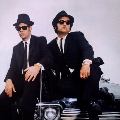 Blues Brothers. On a mission from God.